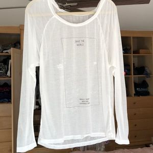 Threads 4 Thought tissue tee